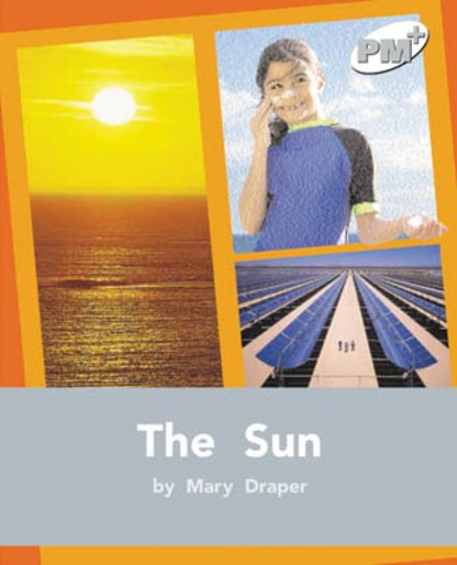 PM Silver: The Sun (PM Plus Non-fiction) Levels 24, 25 x 6
