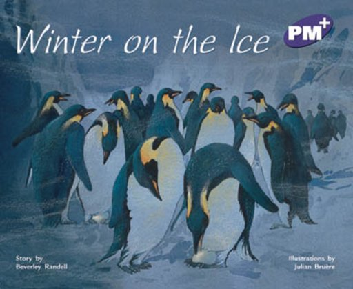PM Purple: Winter on the Ice (PM Plus Storybooks) Level 20 x 6