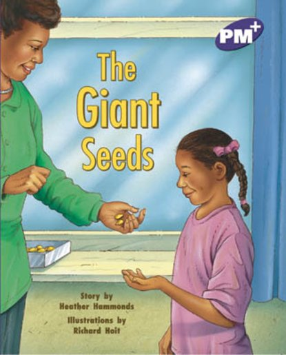 PM Purple: The Giant Seeds (PM Plus Storybooks) Level 20 x 6