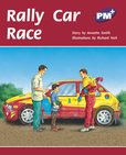 PM Purple: Rally Car Race (PM Plus Storybooks) Level 19 x 6
