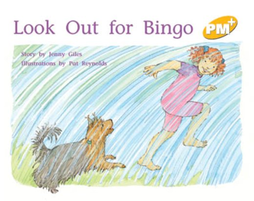 PM Yellow: Look Out For Bingo (PM Plus Storybooks) Level 8 x 6