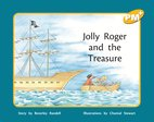 PM Yellow: Jolly Roger and the Treasure (PM Plus Storybooks) Level 7 x 6