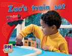 Zac's Train Set (PM Photo Stories) Levels 2, 3