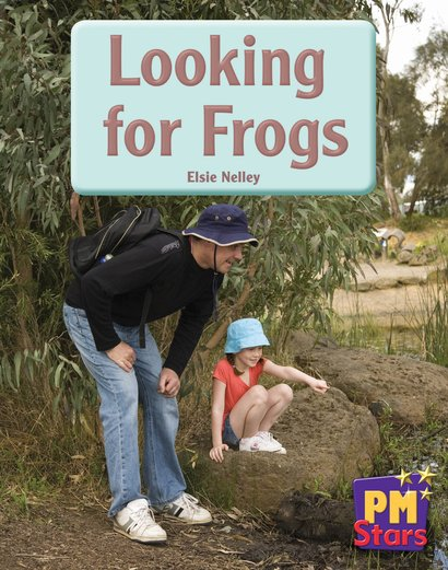 Looking for Frogs (PM Stars) Levels 6, 7, 8, 9