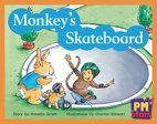 Monkey's Skateboard (PM Stars) Levels 6, 7, 8, 9