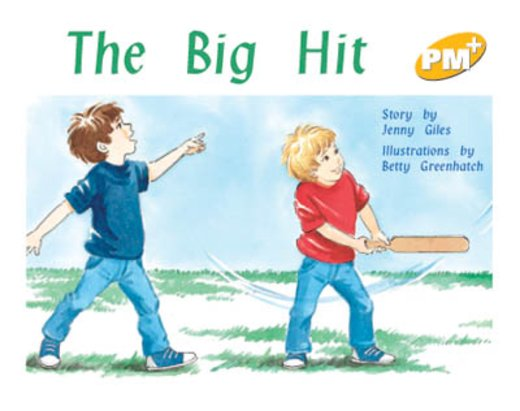 The Big Hit (PM Plus) Level 6