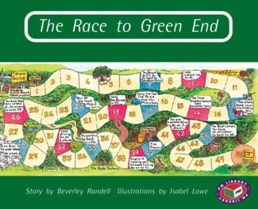 The Race to Green End (PM Storybooks) Level 18