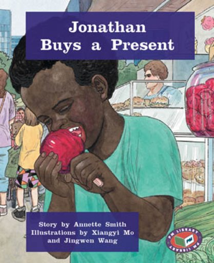 Jonathan Buys a Present (PM Storybooks) Level 17