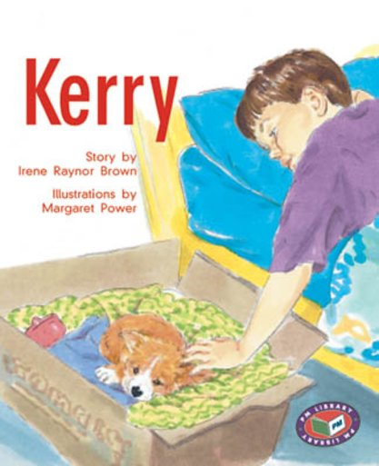 Kerry (PM Storybooks) Level 23