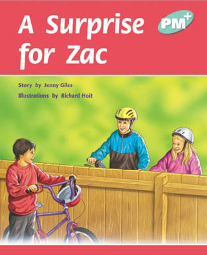 A Surprise for Zac (PM Plus Storybooks) Level 17