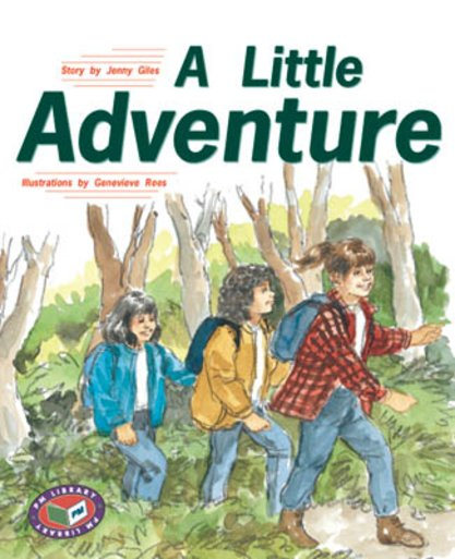 A Little Adventure (PM Storybooks) Level 23