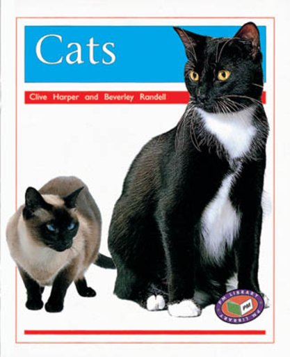 Cats (PM Non-fiction) Levels 15, 16