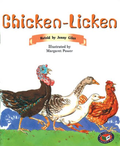 Chicken Licken (PM Traditional Tales and Plays) Level 15