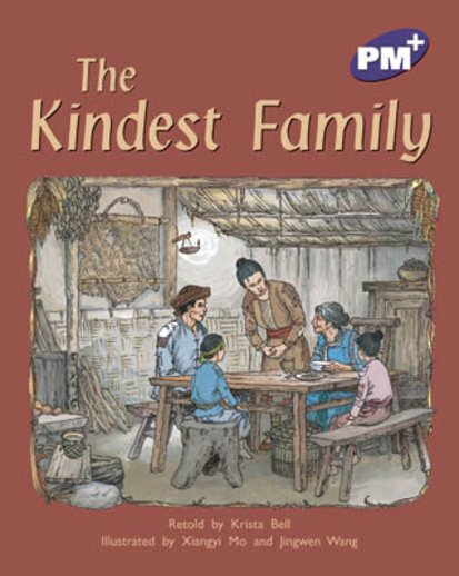 The Kindest Family (PM Plus Storybooks) Level 20