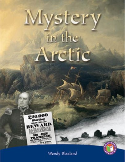 Mystery in the Arctic (PM Non-fiction) Levels 29, 30