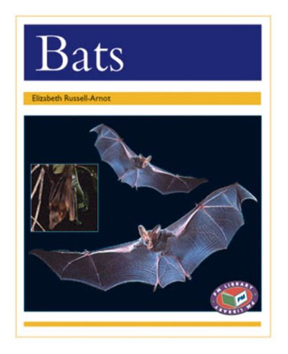 PM Gold: Bats (PM Non-fiction) Level 22 x 6