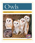 PM Gold: Owls (PM Non-fiction) Levels 21, 22 x 6