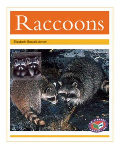 PM Gold: Raccoons (PM Non-fiction) Levels 21, 22 x 6