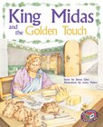 PM Gold: King Midas and the Golden Touch (PM Storybooks) Levels 21, 22 x 6