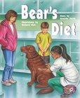 PM Gold: Bear's Diet (PM Storybooks) Level 21 x 6