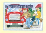 PM Green: The Little Red Bus (PM Storybooks) Level 13 x 6