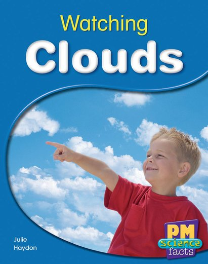 PM Green: Watching Clouds (PM Science Facts) Levels 14, 15 x 6