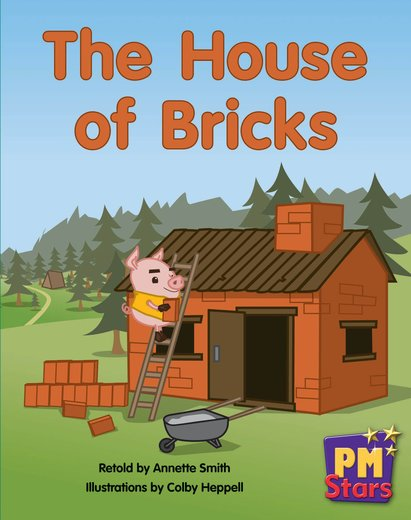 PM Green: The House of Bricks (PM Stars) Level 13 x 6
