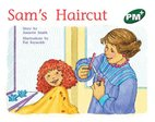 PM Green: Sam's Haircut (PM Plus Storybooks) Level 13 x 6