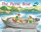 PM Green: The Picnic Boat (PM Plus Storybooks) Level 12 x 6