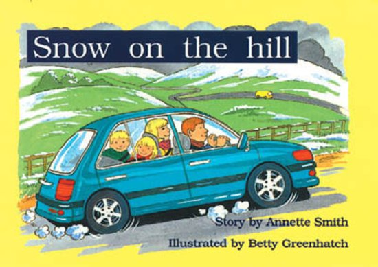 Snow on the Hill (PM Storybooks) Level 13