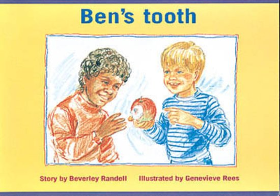 Ben's Tooth (PM Storybooks) Level 13