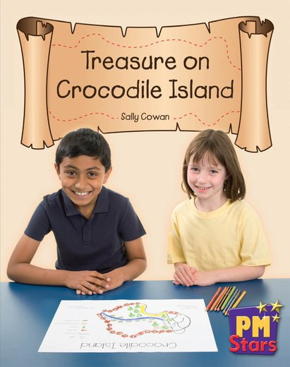 Treasure on Crocodile Island (PM Stars) Levels 14/15