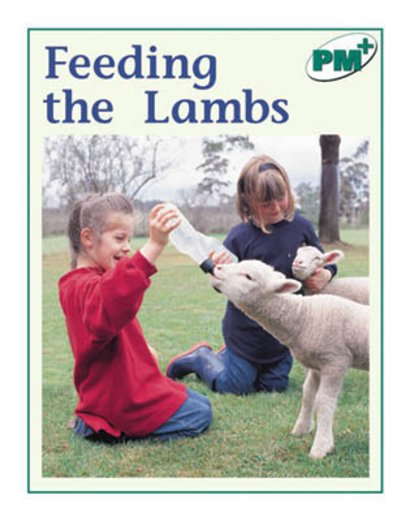 Feeding the Lambs (PM Plus Non-fiction) Levels 14, 15