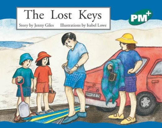 The Lost Keys (PM Plus Storybooks) Level 12