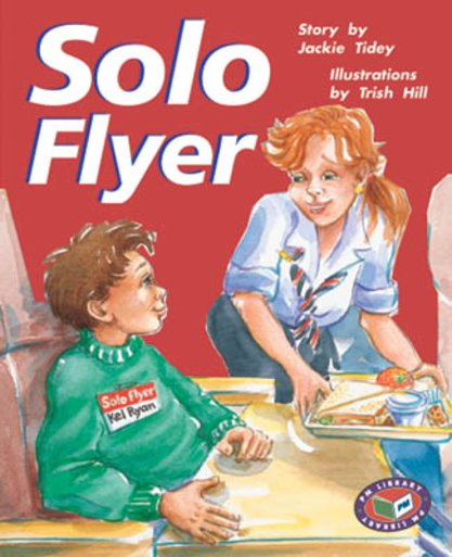 Solo Flyer (PM Storybooks) Level 21