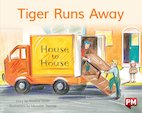 PM Blue: Tiger Runs Away (PM Storybooks) Level 11 x 6