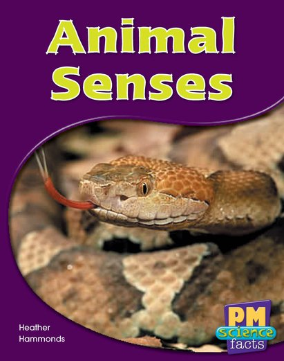 PM Blue: Animal Senses (PM Science Facts) Levels 11, 12 x 6