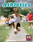PM Blue: Athletics (PM Stars) Levels 11, 12 x 6