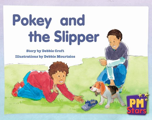 PM Blue: Pokey and the Slipper (PM Stars) Level 10 x 6