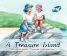 PM Blue: A Treasure Island (PM Plus Storybooks) Level 11 x 6