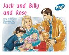 PM Blue: Jack and Billy and Rose (PM Plus Storybooks) Level 11 x 6