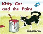 PM Blue: Kitty Cat and the Paint (PM Plus Storybooks) Level 9 x 6