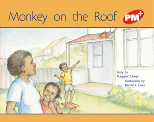 PM Red: Monkey on the Roof (PM Plus Storybooks) Level 5 x 6
