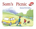 PM Red: Sam's Picnic (PM Plus Storybooks) Level 5 x 6