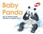 PM Red: Baby Panda (PM Plus Storybooks) Level 5 x 6