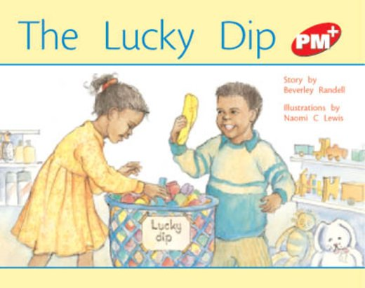 PM Red: The Lucky Dip (PM Plus Storybooks) Level 4 x 6