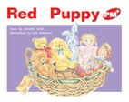 PM Red: Red Puppy (PM Plus Storybooks) Level 4 x 6