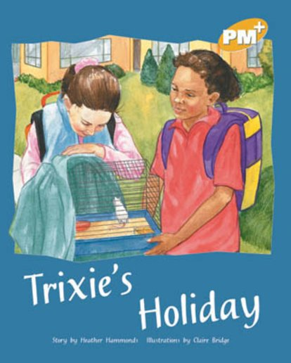 Trixie's Holiday (PM Plus Storybooks) Level 21
