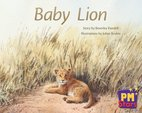 Baby Lion (PM Stars Fiction) Level 3, 4, 5, 6