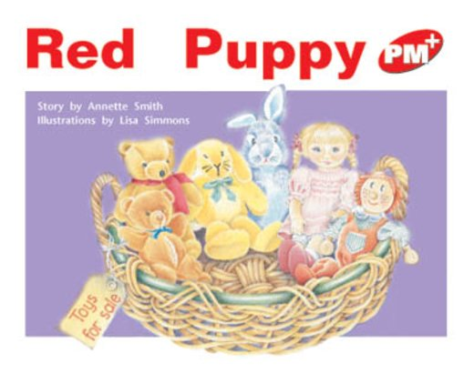 Red Puppy (PM Plus Storybooks) Level 4